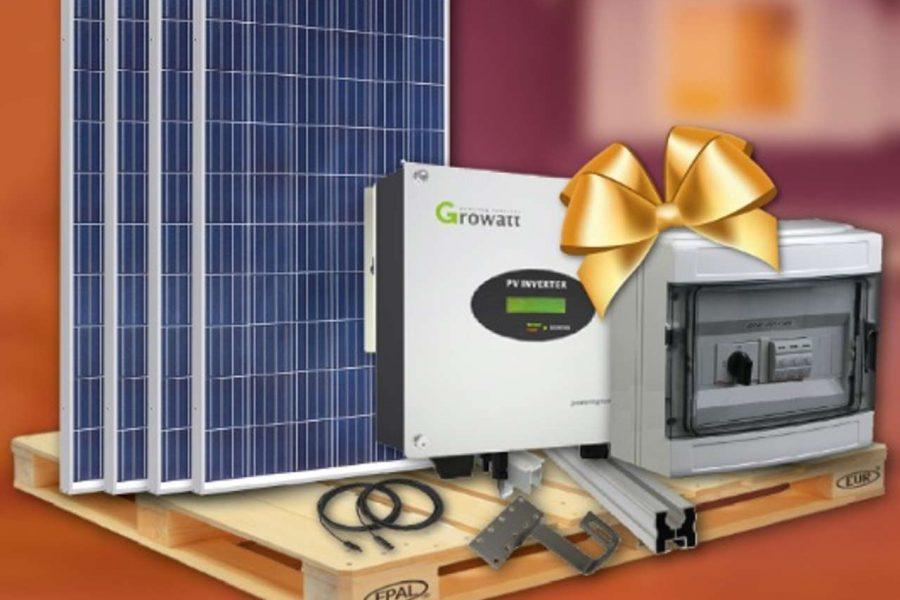 Ostrovné Fotovoltaické systémy