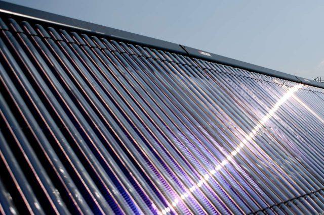 Slnečné kolektory termické